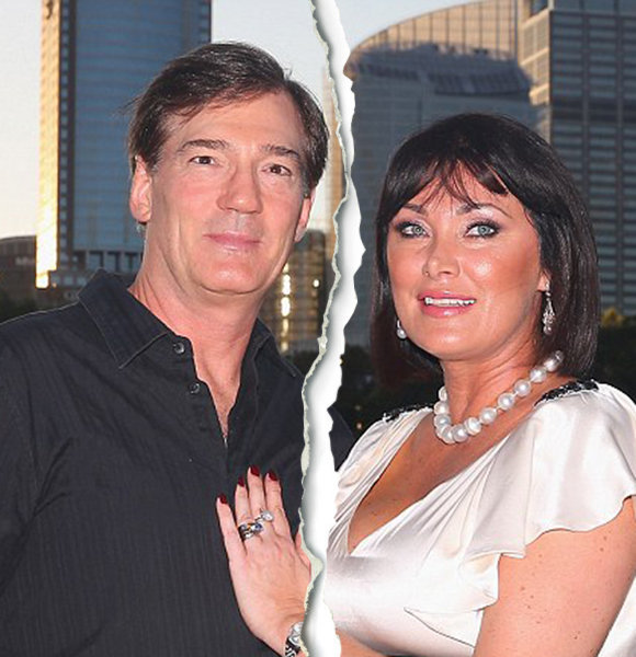 David Oldfield Has The Best Response To Wife's Divorce Announcement!