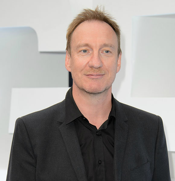 REMUS LUPIN - David Thewlis