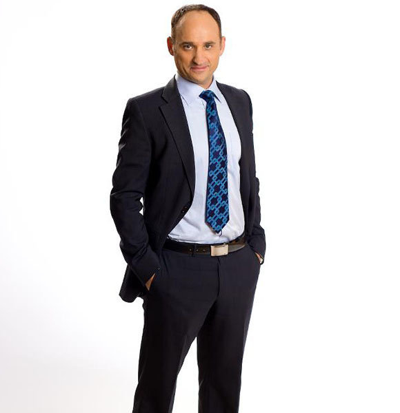 Who Is David Visentin Wife? Everyone Thinks He Married Co-Star, Is It True?