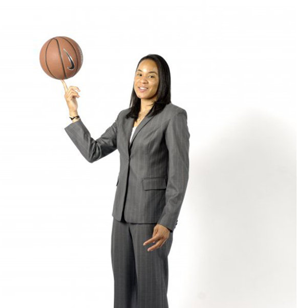 Here's How Dawn Staley Won Second Basketball Coaching Award 2018