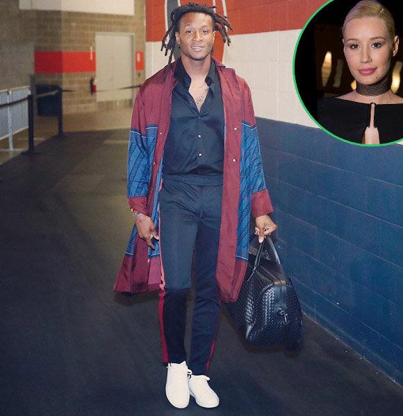 DeAndre Hopkins Is Dating! 'Fancy' Singer Iggy Azalea Revealed As Girlfriend