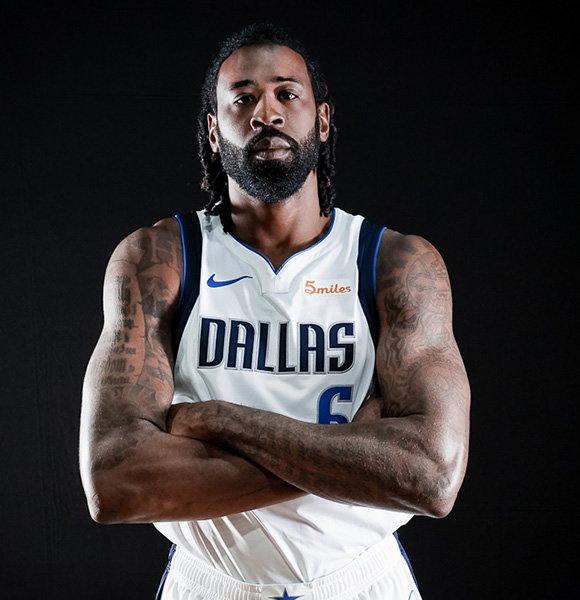 DeAndre Jordan, Age Has Found His Wife; Girlfriend Moments Reflect