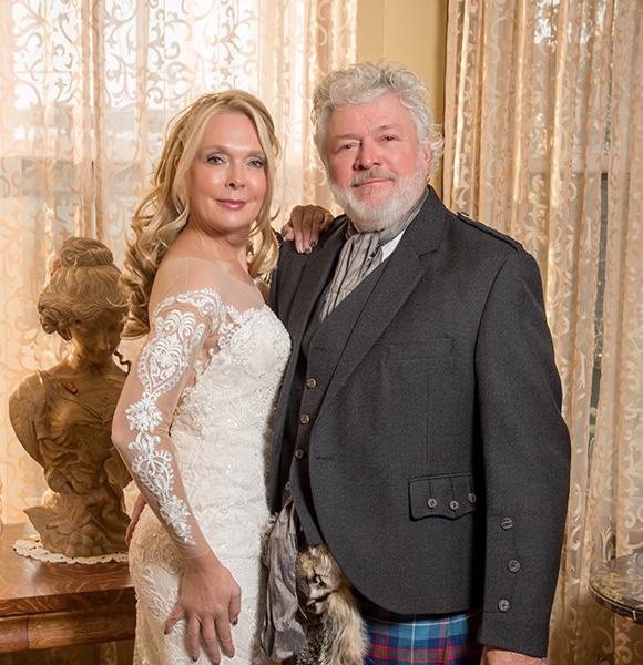Debra Danielsen Wedding Made Special Meet Doctor Fiance Turned Husband