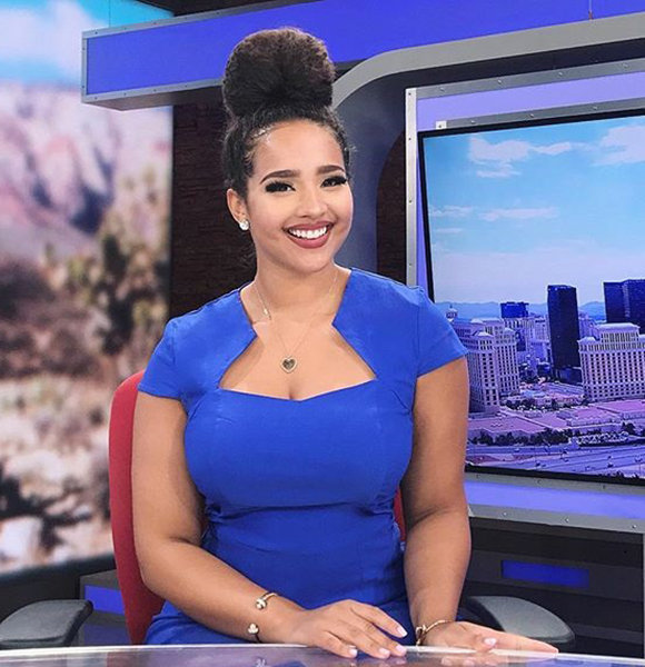 Demetria Obilor Age 27 Married Status, Who Is Her Husband? Find Out Here