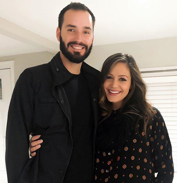 Desiree Hartsock Welcomes Baby No.2 With Husband, Shares First Photo