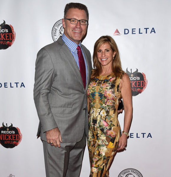 Wife Of Howie Long Diane Addonizio Wiki Details Age To Married Life