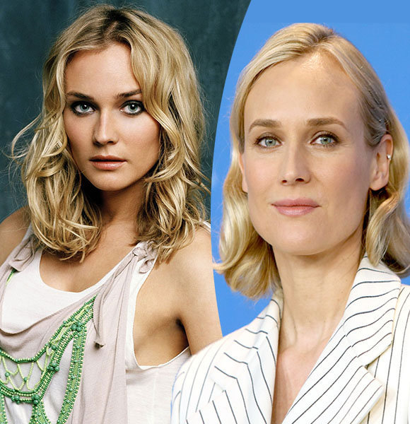Diane Kruger Married Status Now, Her Dating History