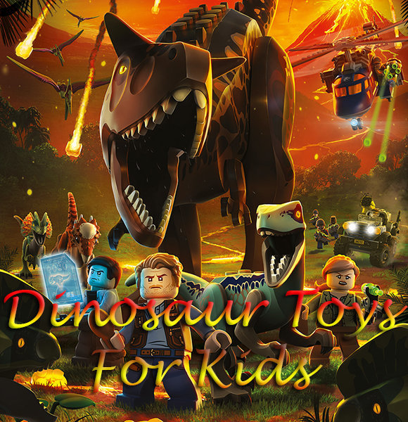 Best Dinosaur Toys For Kids Of Every Age - The Perfect Christmas Gift