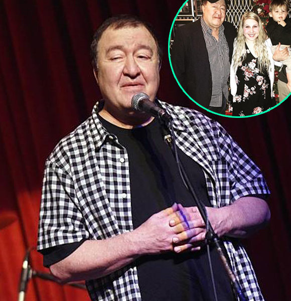 """Dom Irrera & Word """"Married"""" 