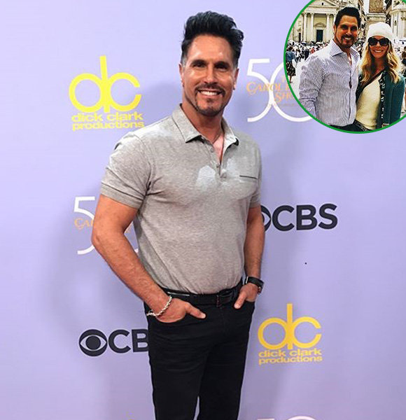 Don Diamont & Wife Share Staggering Family Stories! 7 Children, Struggle, & Happiness