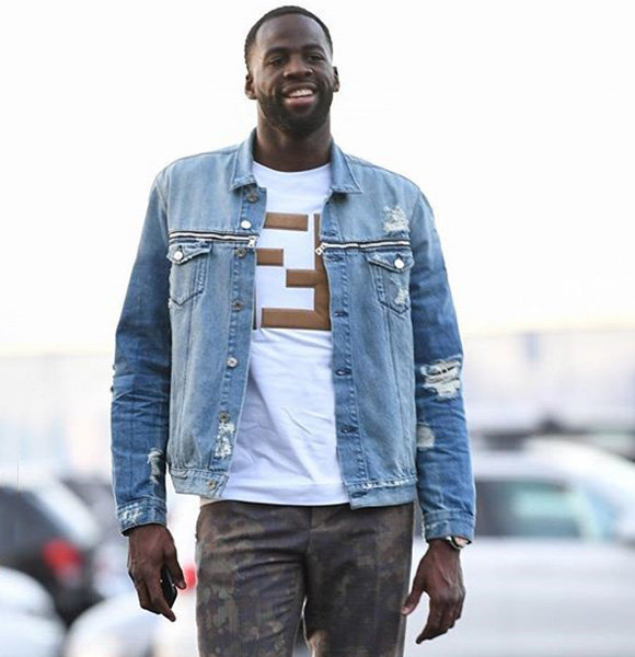 Draymond Green Married Girlfriend, Mother Of Kids Now Official Wife?