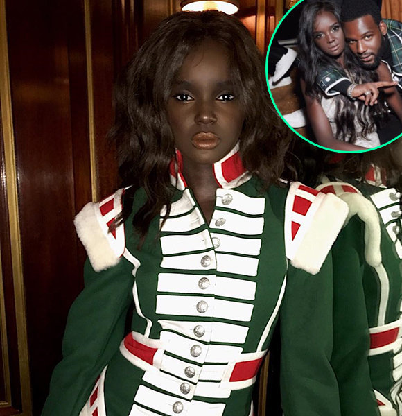 Duckie Thot Age 22 Has Boyfriend & Fans Go Crazy Over Their Relationship