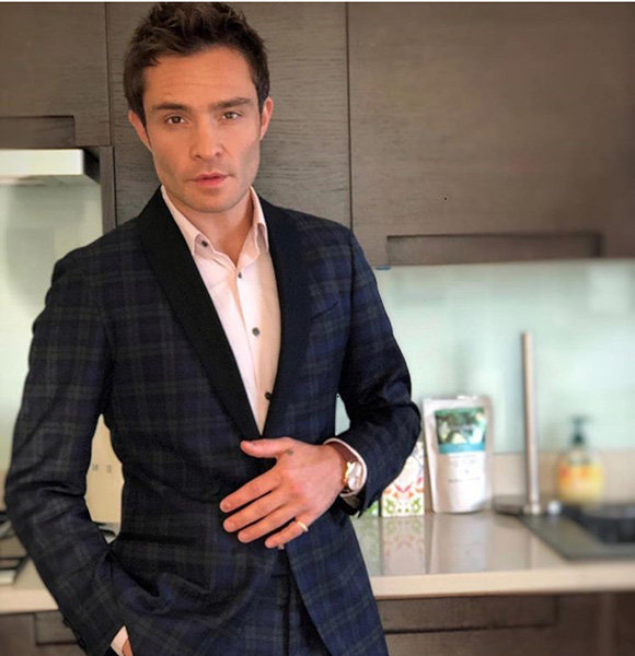 Ed Westwick Wife, Dating, Gay, Family