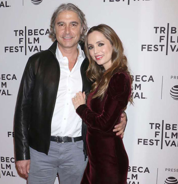 Eliza Dushku Is Pregnant; Expecting First Baby With Husband Peter