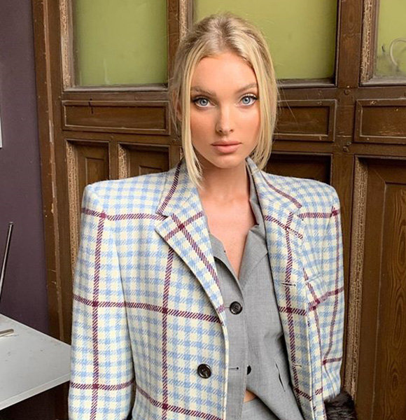 Elsa Hosk Is Dating Now, Her Relationship With Boyfriend