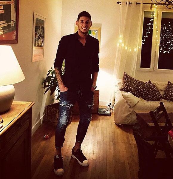 Emiliano Sala: Cardiff City Striker Goes Missing, Massive Search Underway