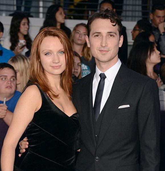 Emily Berrington & Boyfriend Muffled Relationship! Still Dating Or Married?