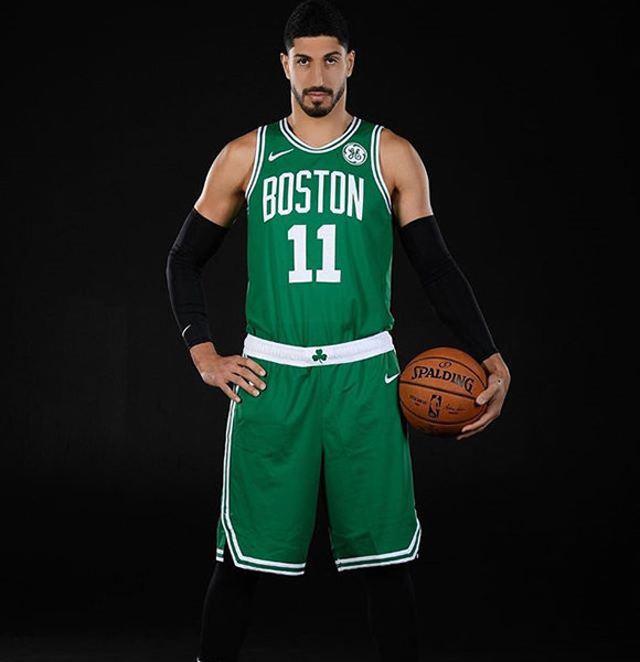 Enes Kanter Dating, Married, Family