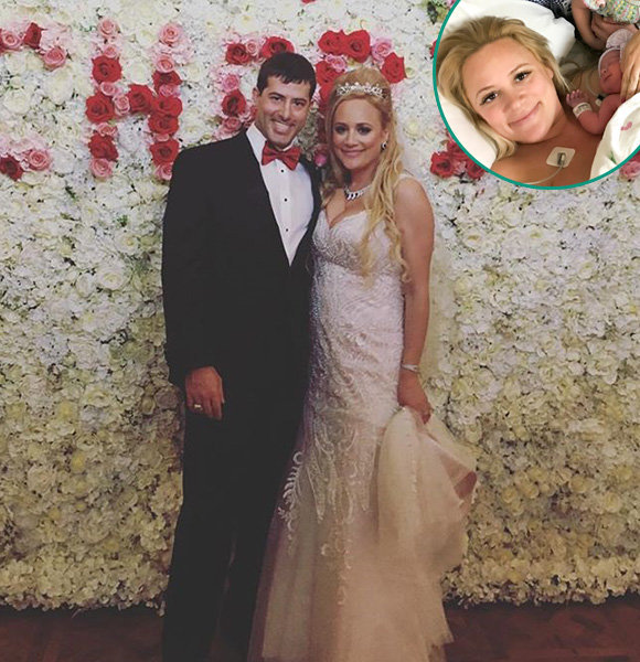 The Bachelor's Erica Rose & Husband Blessed With First Baby 'Daughter', Family Of Four!