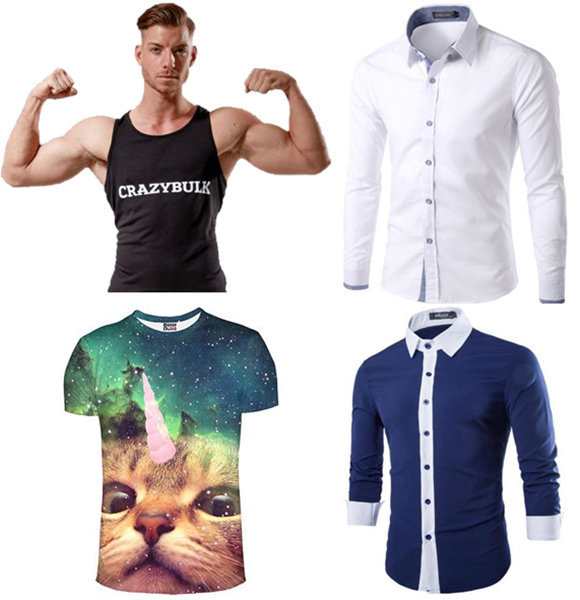 5 Essential Shirts For Men! Causal To Formal Shirts To Look Your Best In 2018