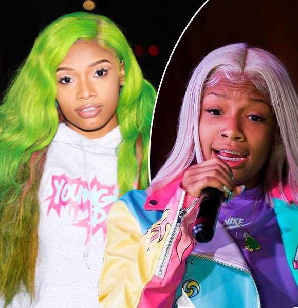 What's Rapper Famous Ocean Real Name & Who Is She Dating Now?