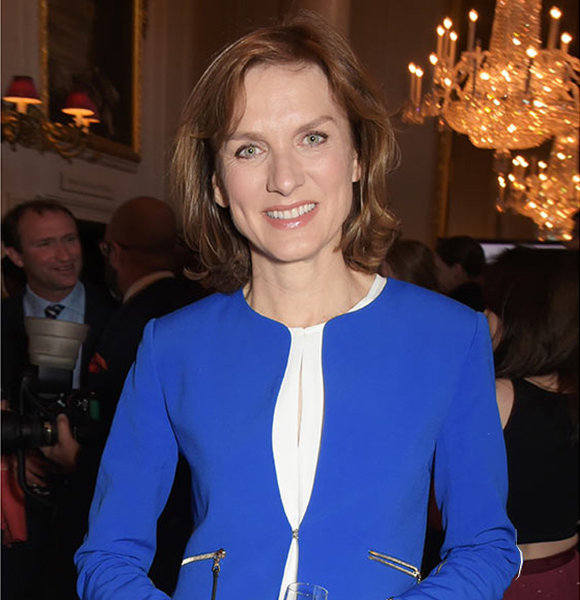 Fiona Bruce Children & Regrets; Married Actress On Family Limiting Her