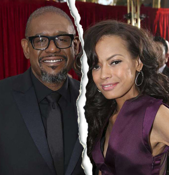 Forest Whitaker, Divorce From Wife Of 22 Years! Relationship Falls