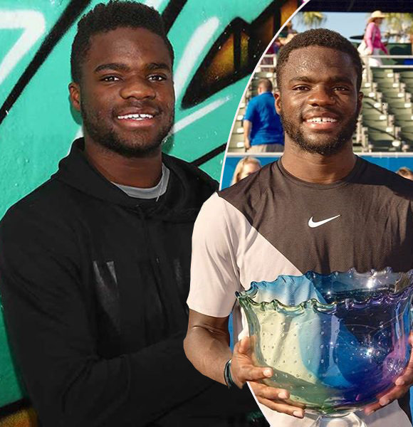 How Much Is Frances Tiafoe Net Worth? Current Ranking & Parents Info