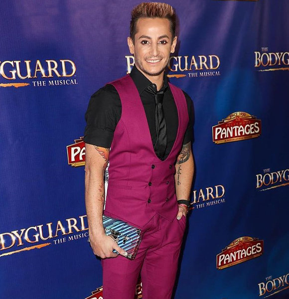 Openly Gay Frankie Grande | Brave Young Age Confession To Sister Ariana