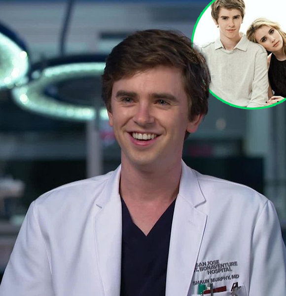 Freddie Highmore, Obscure Dating & Girlfriend History; Makes Him Gay?