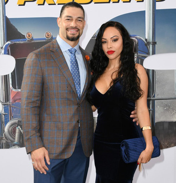 What Is Galina Becker's Ethnicity? Roman Reigns Wife With Daughter & Twins