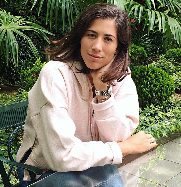 garbine muguruza love partner