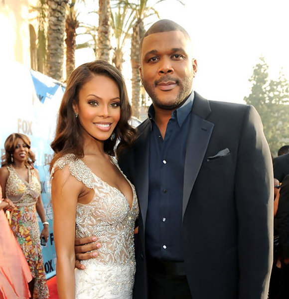Gelila Bekele And Tyler Perry As Parents; Son's Arrival Brings New Joy