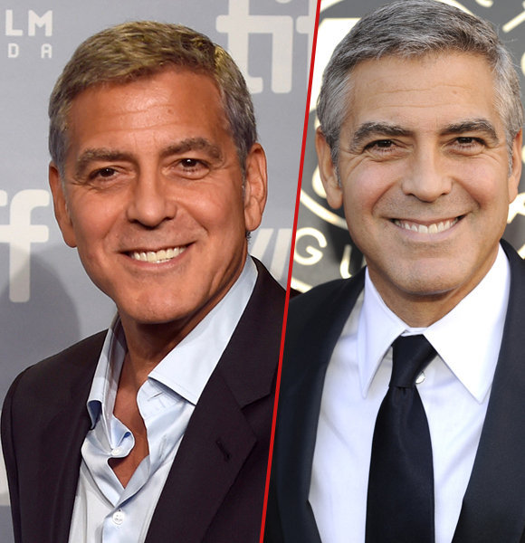 George Clooney Net Worth Facts: How Rich Is The American ...