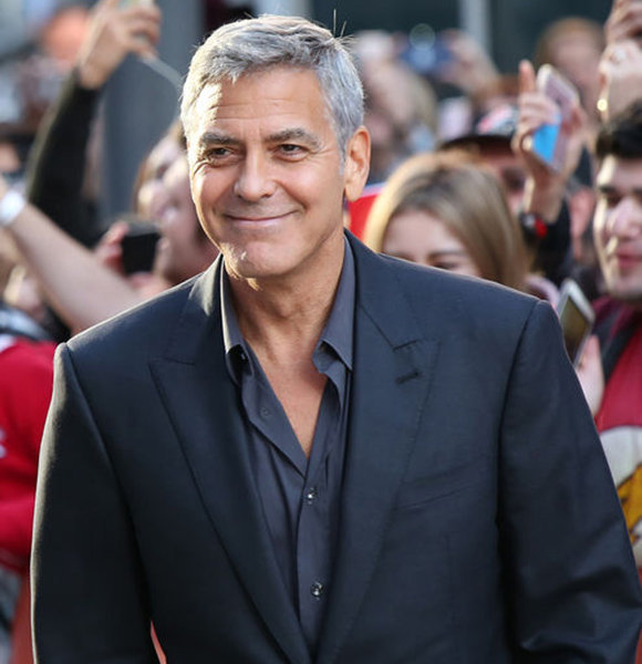 Injured George Clooney Hospitalized After Accident In Italy! Scooty Meets Car