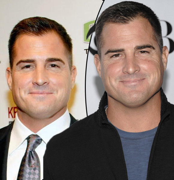 George Eads Married Status Now, Details On Family, Movies, Net Worth
