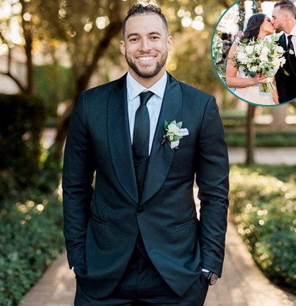 George Springer Turned Girlfriend To Wife In Romantic Way | Here's How