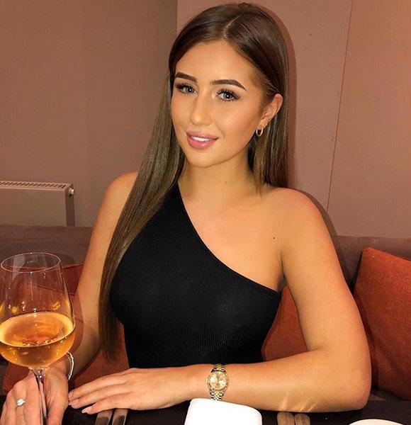 Georgia Steel Dating, Boyfriend, Parents, Net Worth