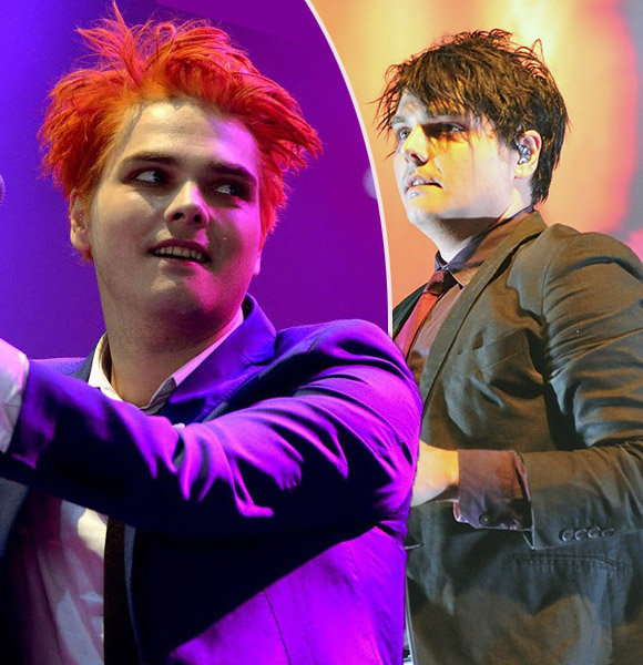 Who Is Gerard Way's Wife? Daughter, Net Worth, Height & Facts