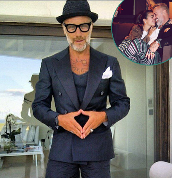 Gianluca Vacchi Age 51 New Girlfriend After Split With