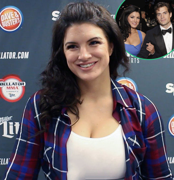 """Gina Carano Left """"Man Of Steel"""" Boyfriend, For Whom? Husband Not Or Casually Dating?"""