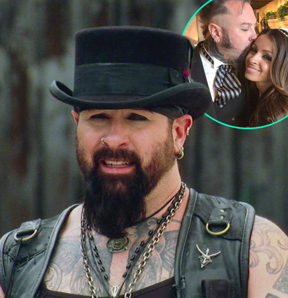 Artist Glenn Hetrick's Married Life & Wife/ Partner As Perfect As His Designs