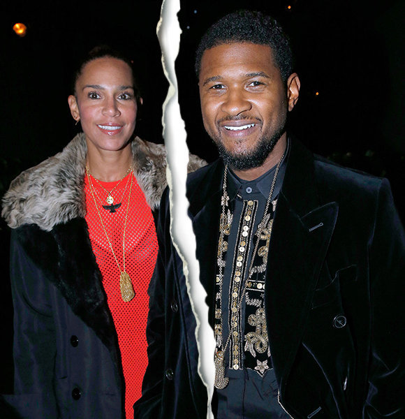 Grace Miguel Splits With Usher! Two Years Marriage Ends – What Went Wrong?