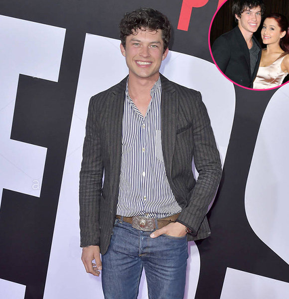 Graham Phillips Spotted With Ariana Grande, Dating Again?