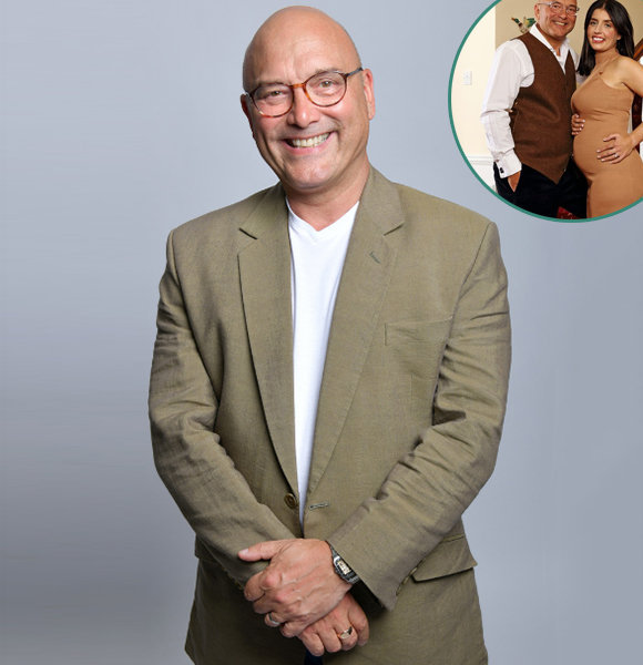 Gregg Wallace's Wife Pregnant With Their First Baby, Family Is Now Complete!