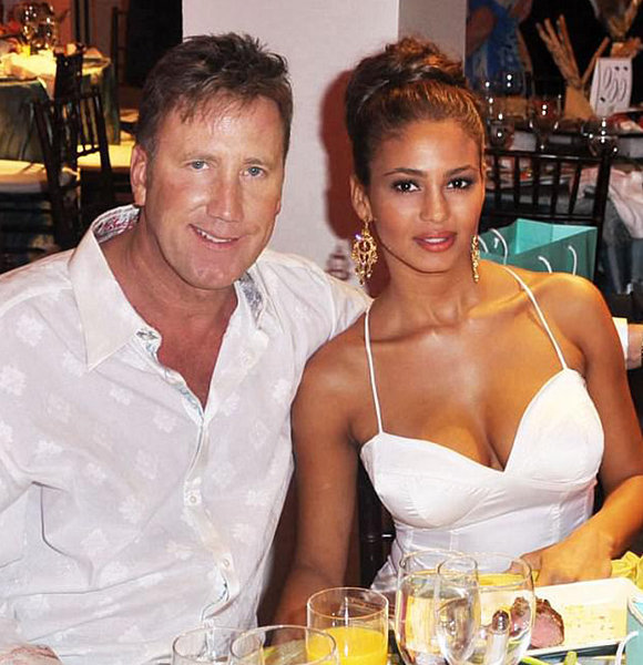 Greice Santo And Billionaire Husband! Married Life Too Strong To Stumble