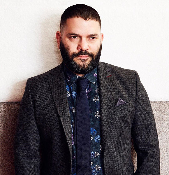 Gay Man Guillermo Diaz Boyfriend and Partner In Crime Detail Finally Revealed!