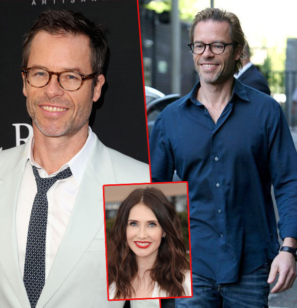 What's Guy Pearce Married Status Now? Who Is His Wife?
