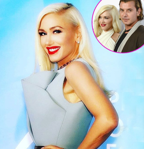 Gwen Stefani Spotted With Diamond Ring, Is She Engaged?