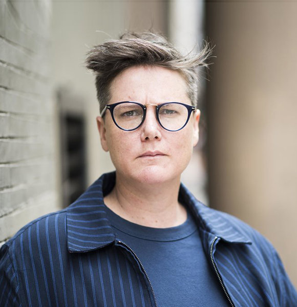 Hannah Gadsby Partner Talks Beside Stand Up & Weight Loss | All Revealed